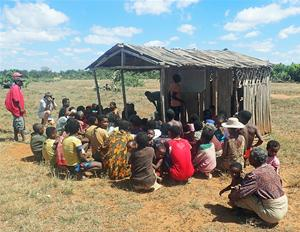Adult literacy project in Southern Madagascar continues
