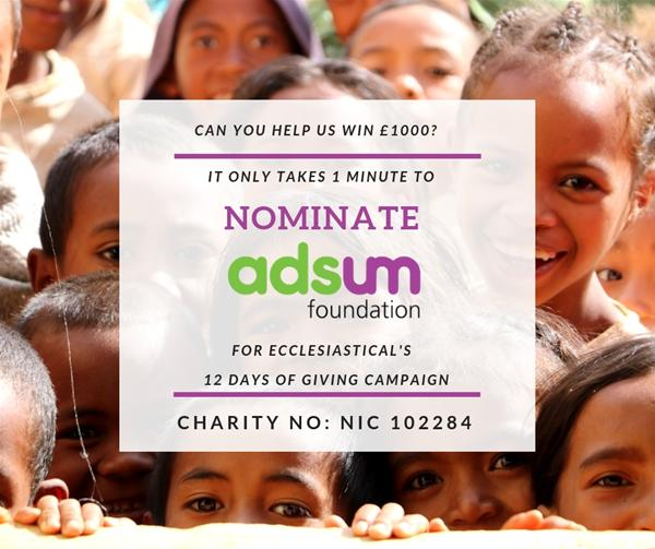 Please Vote Adsum
