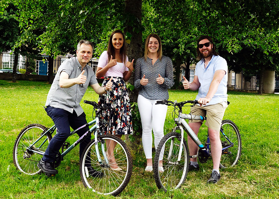 Bring a Bike launched in Armagh