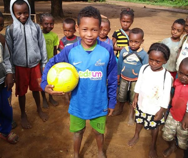 More Colts Kits in Madagascar