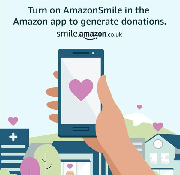 AmazonSmile now available in the App