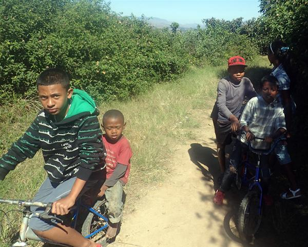 Donate a bike to Madagascar NOW!