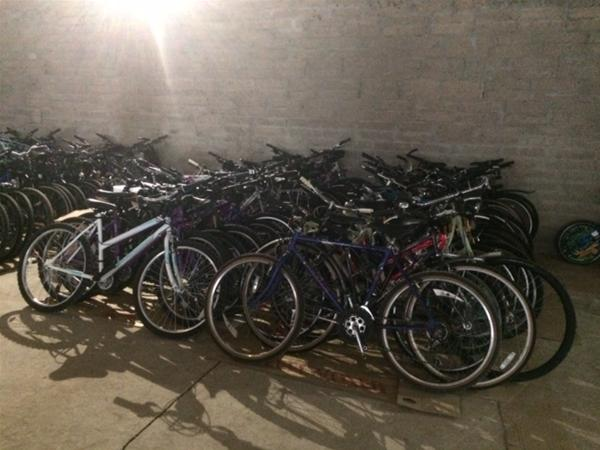 Final push for our Bike Aid project - we still need your help!