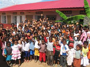 Primary school education Andasinimaromena Madagascar